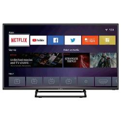 "TV LED Smart Tech - SMT55F30UV2M1B1 55 "" Ultra HD 4K Smart HDR Linux"
