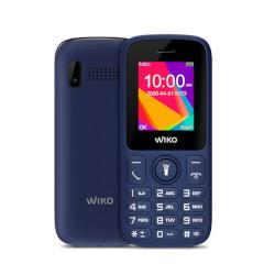 Telefono cellulare Wiko - F100 BLUE RADIO + MP3 IN