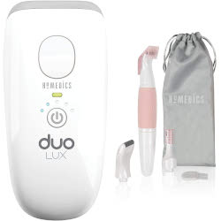 Epilatore HOMEDICS - Duo Lux e Trimmer 3 in 1 IPL-HH390BNS 300.000 impulsi