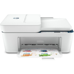 Multifunzione inkjet HP - DeskJet Plus 4130 - 4800 x 1200 DPI 8,5 ppm - A4 - Wi-Fi - Bianca