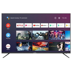 "TV LED Smart Tech - SMT55F30UC2M1B1 55 "" Ultra HD 4K Smart HDR Android TV"