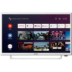 "TV LED SABA - SA24S46A9 Android TV 24"" HD Ready HDR Flat Argento"