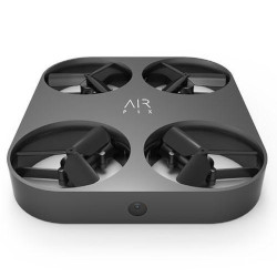 Drone Airselfie - AIR PIX Quadrirotore 12MP Full HD Nero