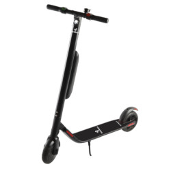 Monopattino elettrico Ninebot - By Segway - KickScooter ES4 PROFESSIONAL -  Velocità max 25 km/h - Nero