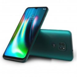 Smartphone Lenovo - Moto G9 Play Forest Green 64 GB Dual Sim Fotocamera 48 MP