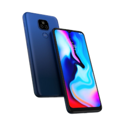 Smartphone Motorola - Moto E7 Plus Navy Blue 64 GB Dual Sim Fotocamera 48 MP