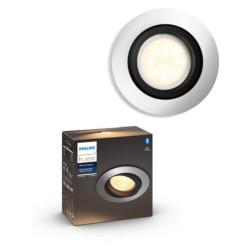 Lampadina LED Philips - Faretto LED da incasso Milliskin GU10 5 W Bianco