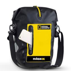 Nilox - BORSA PER BICICLETTA NILOX-NATIONAL GEOGRAPHIC