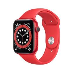 Smartwatch Apple - Watch Series 6 GPS 40mm alluminio (Product) Red con cinturino sport
