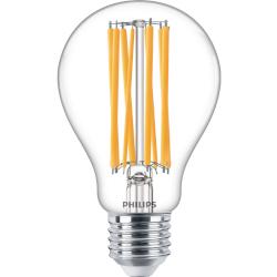 Lampadina LED Philips - Classic filamento a goccia 17W E27