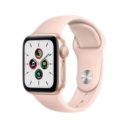 Apple Watch SE GPS 40mm rosa sabbia