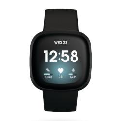 Smartwatch Fitbit - Versa 3 Nero