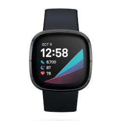 Smartwatch Fitbit - Sense Antracite