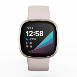 Smartwatch Fitbit - Sense Avorio