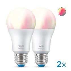 Lampadina LED WIZ - WiZ Connected 8W Wi-Fi Goccia 8W - 2200-6500 °K - 2pz - E27