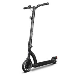Monopattino elettrico BMW - E-Scooter ideale per l'ultimo miglio - 20 km/h - Autonomia 12 km - Nero
