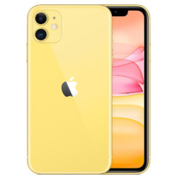 Apple iPhone 11 Giallo 128 GB