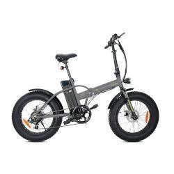 Bicicletta Smartway - M1U-R1SC-G - Ruote 20'' Velocità max 23 km/h - Autonomia 40Km - Grigio acciaio