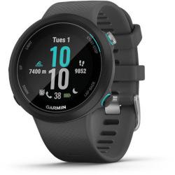 Smartwatch Garmin - SWIM 2 42mm in Silicone Nero