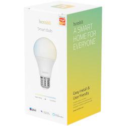 Lampadina LED HOMBLI - Smart Bulb 9W CCT E27