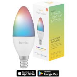 Lampadina LED HOMBLI - Smart Bulb E14 RGB + WW