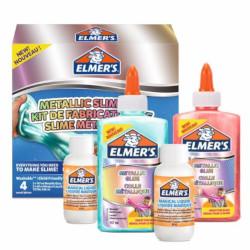 Elmers - Elmer's metallic slime kit - slime kit 2109483