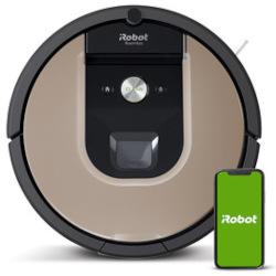 Robot aspirapolvere IRobot - Roomba 975 Autonomia 75 minuti