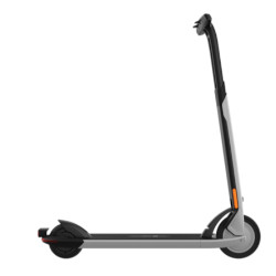 Monopattino elettrico Ninebot - By Segway - AIR T15E - Motore 250W - Velocità Max 20 km/h - Bianco