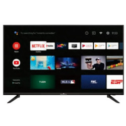 "TV LED Smart Tech - SMT50F30UC2M1B1 50 "" Ultra HD 4K Smart HDR Android TV"