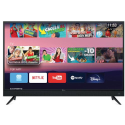 "TV LED Telesystem - SONIC43 SM4K 43 "" Ultra HD 4K Smart Android"