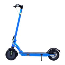 Monopattino elettrico LEXGO - R9 Lite Autonomia 18 Km - Velocità Max 25 km/h - Motore 350W - Blu