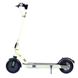 Monopattino elettrico LEXGO - R9 Lite Autonomia 18 Km - Velocità Max 25 km/h - Motore 350W - Bianco