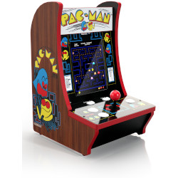 Console ARCADE POLYPHOTO - Arcade Table 8121 Counter-cade Pac-Man, Pac&Pal, DigDug, Galaga