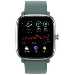 Smartwatch Xiaomi - GTS 2 Mini 40mm Sage Green con cinturino in gomma Verde
