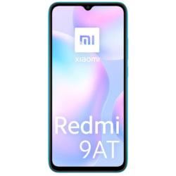 Image of Smartphone Redmi 9AT Peacock Green 32 GB Dual Sim Fotocamera 13 MP