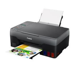 Multifunzione inkjet Canon - PIXMA G3520 A4 - 9,1 ipm - 4800x1200 dpi - Serbatoi ricaricabili - A colori