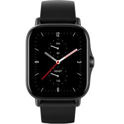 Smartwatch Amazfit - GTS 2E ITA PRP A2021 Obsidian Black con cinturino in silicone Nero