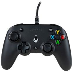 Controller BigBen Interactive - Pro Compact Controller per XBOX Nero