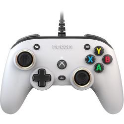 Controller BigBen Interactive - Pro Compact Controller Bianco USB Xbox One, Xbox Series S, Xbox Series X