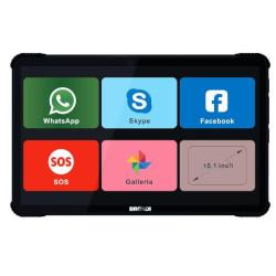 Tablet Brondi - AMICO TABLET - 10.1'' 8GB Nero