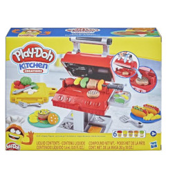 BARBECUE PLAYSET 3+ ANNI