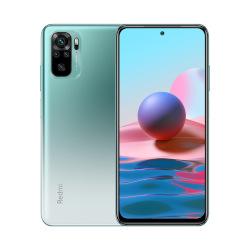 Image of Smartphone Redmi Note 10 Lake Green 128 GB Dual Sim Fotocamera 48 MP