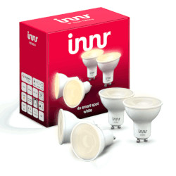 Lampadina LED Innr Lighting - SMART SPOT GU10 WHITE 350LM - 2700°K - 4.8W - 4pz
