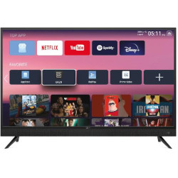 """TV LED Telesystem - SONIC32 SMART 32 """" HD Ready Smart Android"""