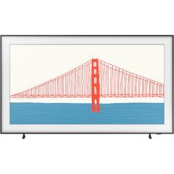 "TV QLED Samsung - QE55LS03AAUXZT The Frame 55 "" Ultra HD 4K Smart HDR Tizen"