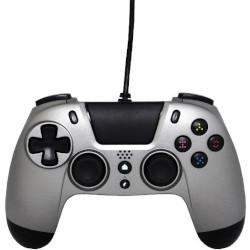 Controller Gioteck - VX4PS4-45-MU Titanio PS4 PC