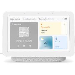 Smart speaker GOOGLE - Nest Hub (2 generazione) Bianco