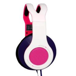 Cuffie Gaming TX30 Gaming Headset USB Over Ear Blu bianco fucsia