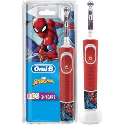 Spazzolino elettrico Braun - Oral-B Kids Spider-Man