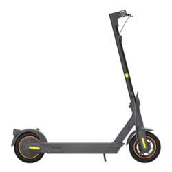 Monopattino elettrico Ninebot - By Segway MAX G30E II Velocità Max 25 km/h Autonomia 65 km - Grigio fumo
